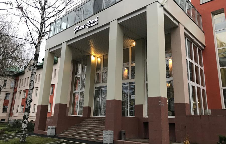 Отель Парк Крестовский 1